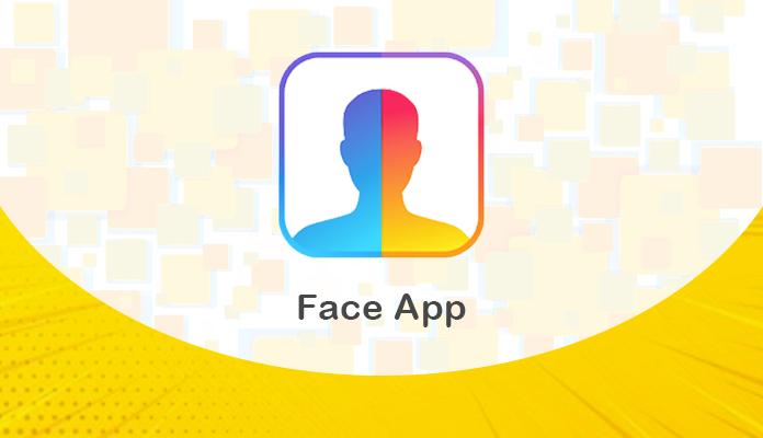 FaceApp logo by appsinvo