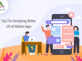 Tips For Designing Better UX of Mobile Apps-byappsinvo