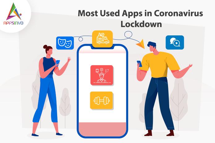 Most-Used-Apps-in-Coronavirus-Lockdown-byappsinvo
