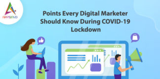 Points Every Digital Marketer Should Know During COVID-19 Lockdown-byappsinvo