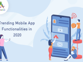 Trending Mobile App Functionalities in 2020-byappsinvo