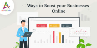 Ways to Boost your Businesses Online-byappsinvo