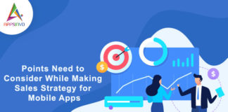 Points Need to Consider While Making Sales Strategy for Mobile Apps-byappsinvo