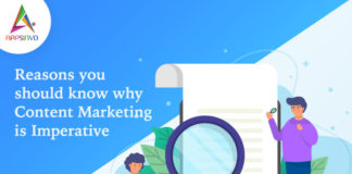 Reasons You Should Know Why Content Marketing is Imperative-byappsinvo.