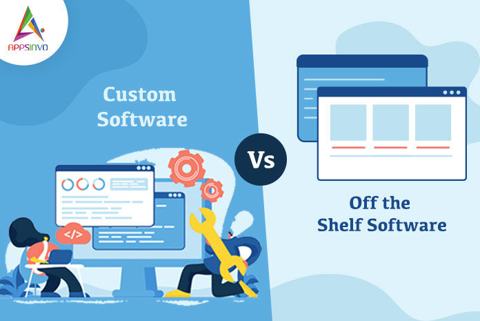 Things Need to Know About Custom Software Vs Off the Shelf-byappsinvo
