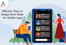 Effective Ways to Design Dark Mode for Mobile Apps-byappsinvo