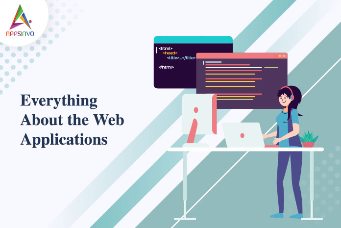Everything About the Web Applications-byappsinvo