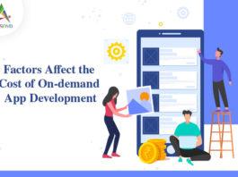 Factors Affect the Cost of On-Demand App Development-byappsinvo