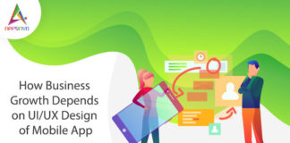 How Business Growth Depends on UIUX Design of Mobile App-byappsinvo