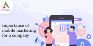 Importance of Mobile Marketing for a Company-byappsinvo