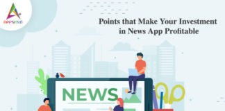 Points that Make Your Investment in News App Profitable-byappsinvo