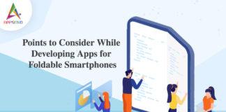 Points to Consider While Developing Apps for Foldable Smartphones-byappsinvo.