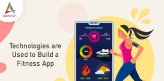 Technologies are Used to Build a Fitness App-byappsinvo