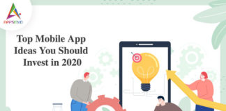 Top Mobile App Ideas You Should Invest in 2020-byappsinvo