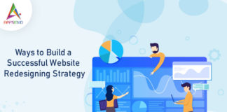 Ways to Build a Successful Website Redesigning Strategy-byappsinvo