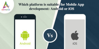 Which platform is suitable for Mobile App Development Android or iOS-byappsinvo.