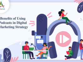 Benefits of Using Podcasts in Digital Marketing Strategy-byappsinvo