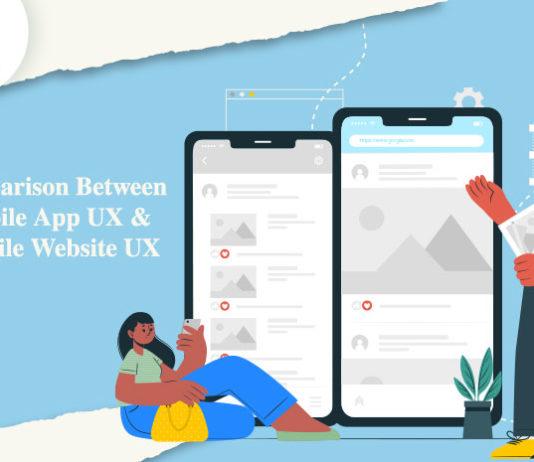 Comparison Between Mobile App UX & Mobile Website UX-byappsinvo
