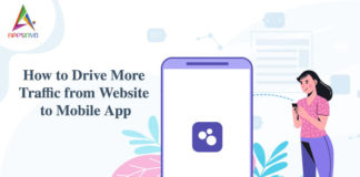 How to Drive More Traffic from Website to Mobile App-byappsinvo.