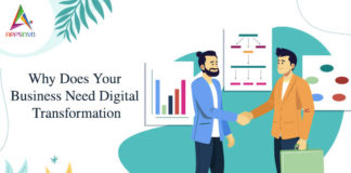 Why Does Your Business Need Digital Transformation-byappsinvo