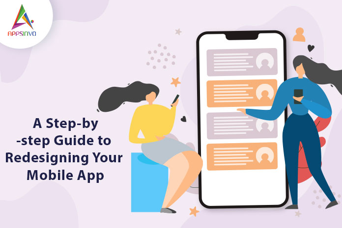 A-Step-by-step-Guide-to-Redesigning-Your-Mobile-App-byappsinvo