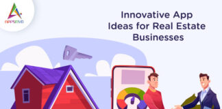 Innovative App Ideas for Real Estate Businesses-byappsinvo