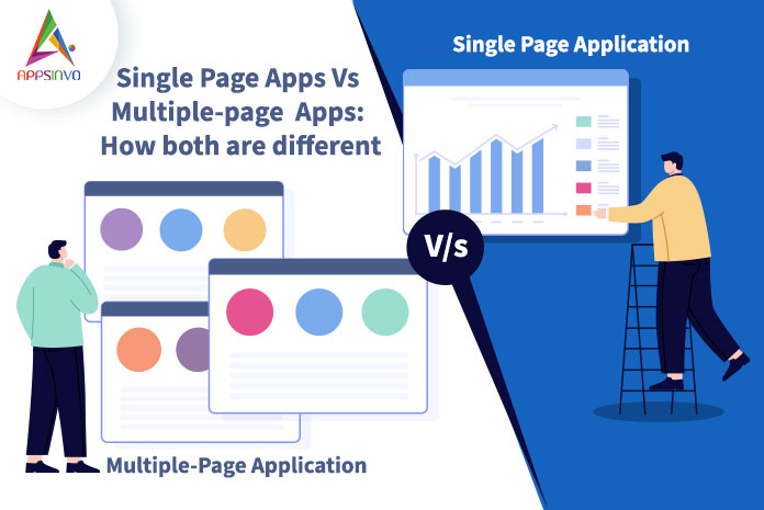 Appsinvo : Single Page Apps Vs Multiple-page Apps: How both are different