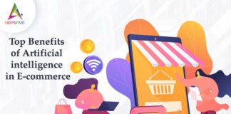 Top-Benefits-of-Artificial-intelligence-in-Ecommerce-byappsinvo