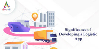 Significance of Developing a Logistic App-byappsinvo