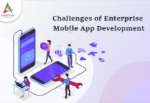 Challenges of Enterprise Mobile App-byappsinvo.