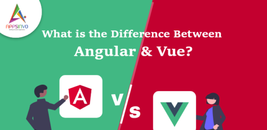 What is the Difference Between Angular & Vue-byappsinvo