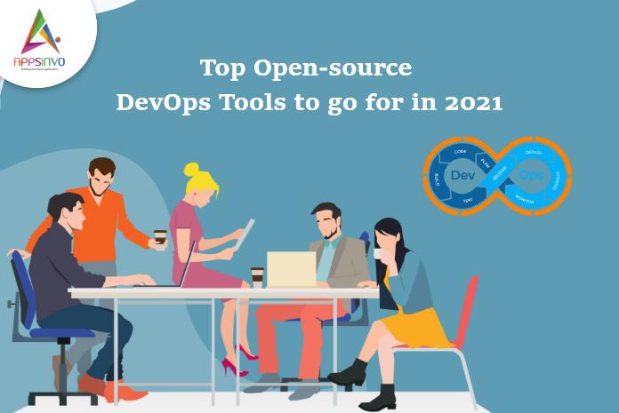 Top Open-source DevOps Tools to go for in 2021-byappsinvo