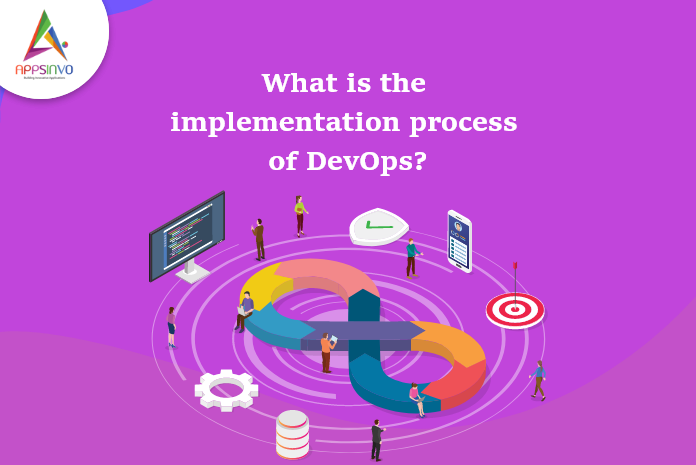 What is the implementation process of DevOps-byappsinvo