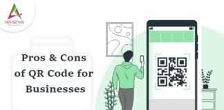 Pros & Cons of QR Code for Businesses-byappsinvo
